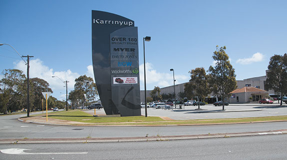 Apartments in $600m Karrinyup expansion