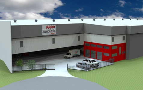 Storage firm unveils $18m expansion