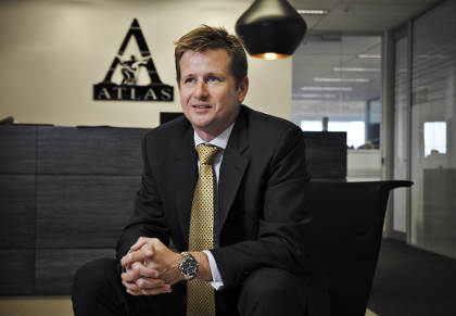 Atlas completes $US275m financing package