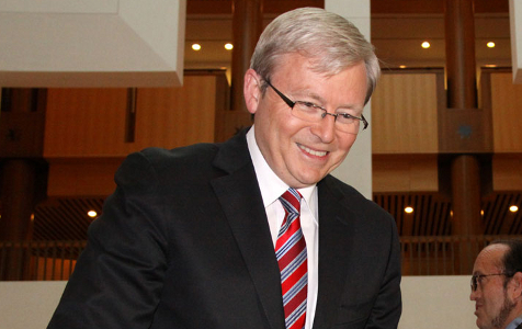 Rudd redux a waking nightmare