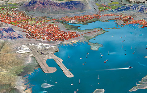 Grand designs in Lake Argyle city vision - with video