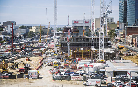 Big Perth builders budget to stand out