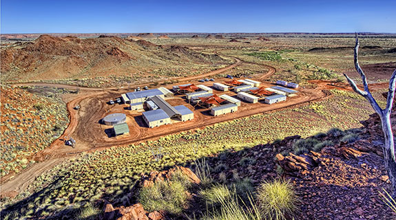 Kintyre uranium gets federal tick