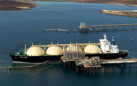 US bank backs Aussie LNG