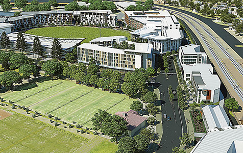 Mirvac selected for Claremont on the Park