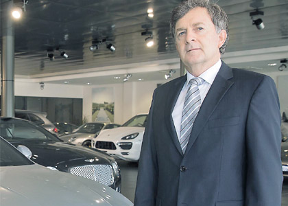 Less bling, more zing for luxury car owners