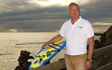 Shark research boon for local company