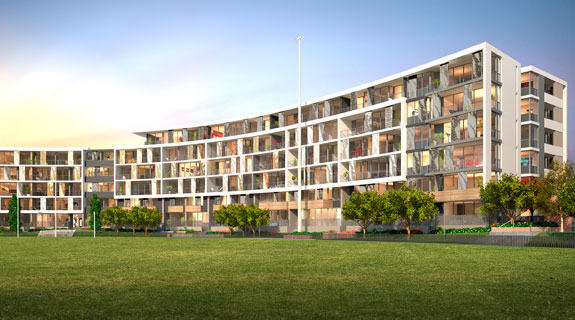 Mirvac launches The Grandstand at Claremont Oval