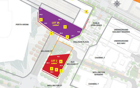 Developers sought for key City Link sites