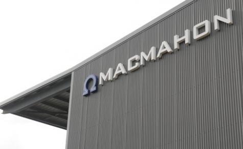 Macmahon extends late payment talks with ETT