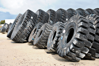 Goodyear to boost off-road tyre production