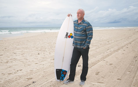 Surf stalwarts stay buoyant after carving product niche