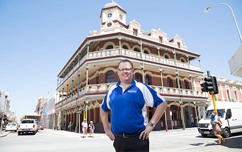 National open again in Freo's West End