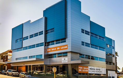Demand surging for Perth offices: Colliers