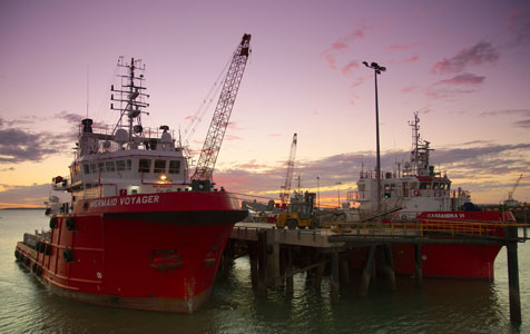 Mermaid Marine wins vessel operator contract