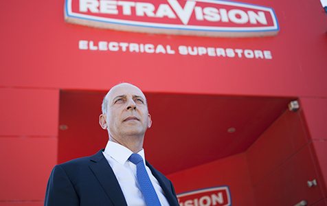 Retravision cuts last ties to old network