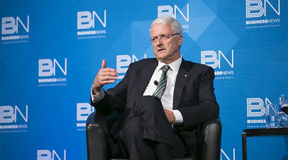 Chaney at odds with RBA on investment