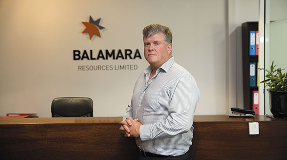Balamara gives up on listing