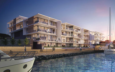 Pyramid wins Mindarie apartment contract