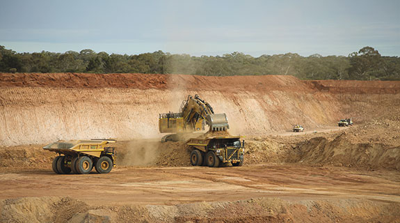 Subsidies for mining stay low