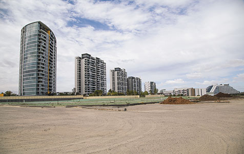 Mirvac goes budget at Burswood