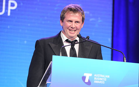 Monford Group wins Telstra WA business of the year
