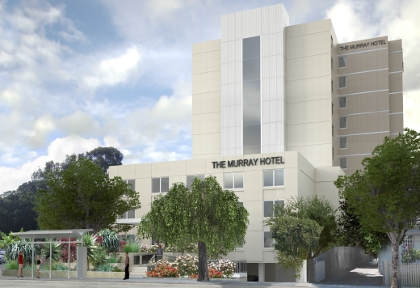 Big plans for Murray Hotel