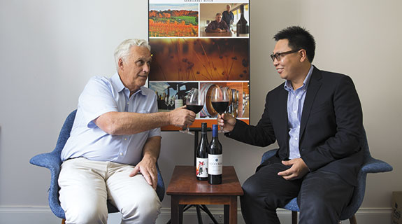 Chinese insiders provide bridge for wine exports - SPECIAL REPORT