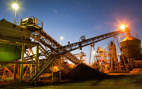 Mutiny in talks over iron ore output