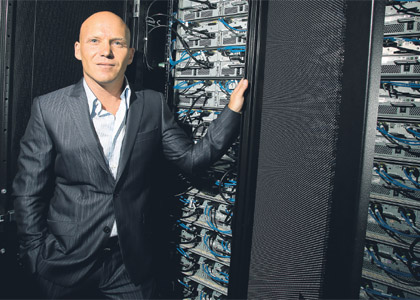 Local IT company moves up the ranks
