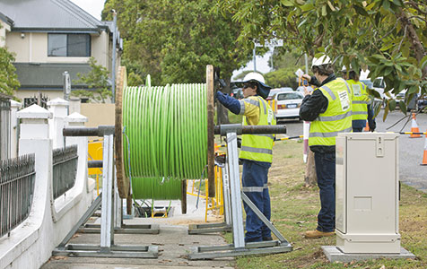 New contracts for NBN construction