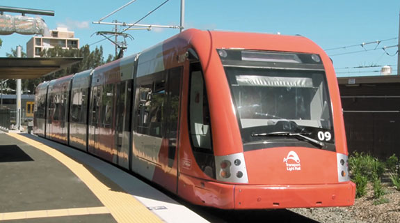Private players could deliver light rail network