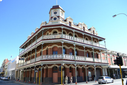National Hotel to become Carnegie's Freo