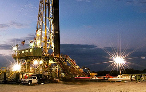 New Standard delays drilling