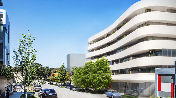 Georgiou's $40m West Leederville project