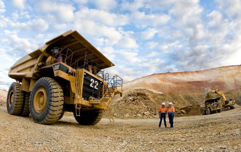 Norton opens $40m base-load mine