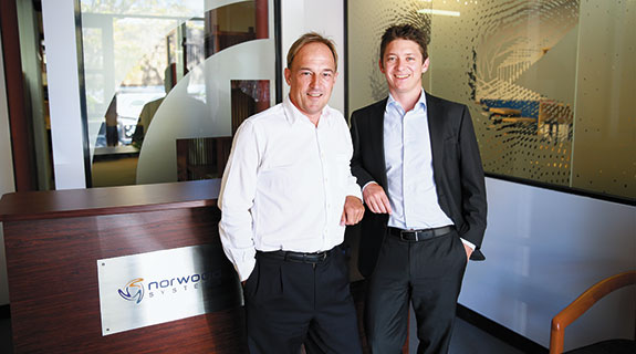 Tech focus as Norwood Systems, rent.com.au boost backdoor moves