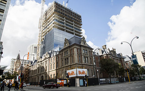 Retail leasing begins at Old Treasury
