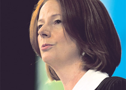 Negatives piling up for Gillard's Labor