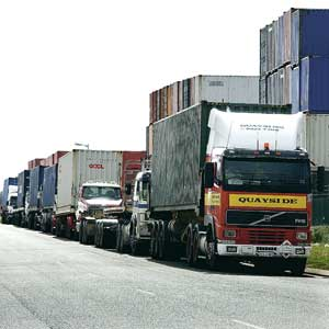 Hard-hit exporters see the light