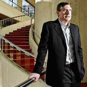 PROFILE : ANDREW BOLT- Perth Concert Hall GM
