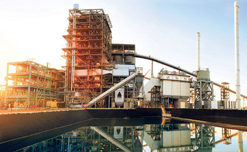 Bluewaters power station sale proceeds
