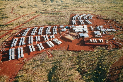 Nomad shuts down donga business