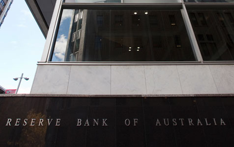 RBA leaves cash rate at 2.25%