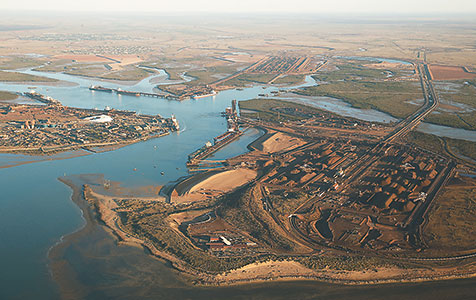 FMG, Teekay slam Port Hedland strike