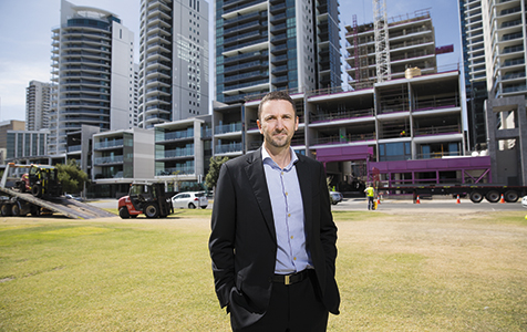 Developers deny apartment oversupply - SPECIAL REPORT