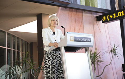 Curtin moves on 'knowledge city' plan