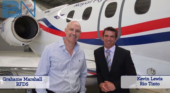 Worley sizes up RFDS challenge (with video)