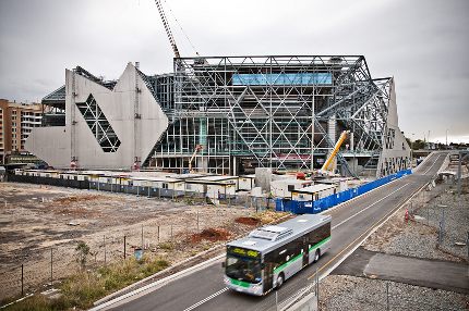 Perth Arena facing another cost increase