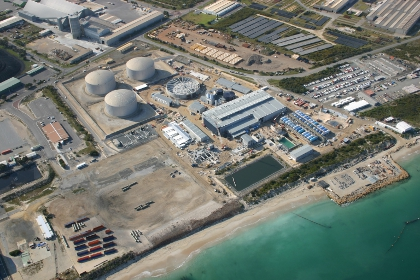 Desal plant to be powered by wind, solar